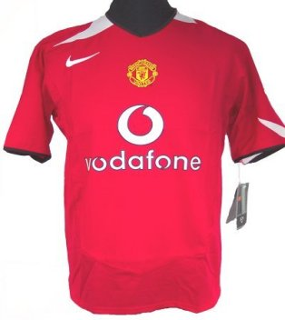 7bebece60d7 MANCHESTER UNITED JERSEYS and GAMES PlayStation 2 - World s Leading ...