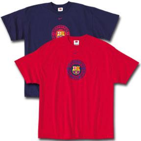 Barcelona Summer Tour T Shirt T Shirt T Shirt Soccer T Shirts